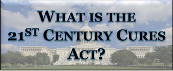 What is the 21st Century Cures Act?