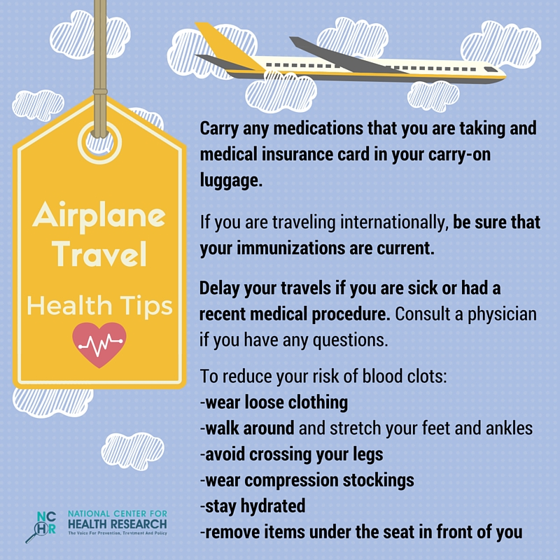 Airplane Travel Safety Tips (2)